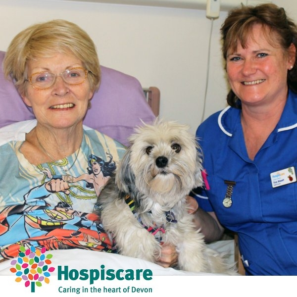 Hospiscare: Charity Partner