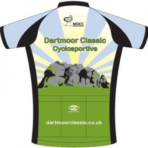 Dartmoor Classic 2008 Cycle Jersey
