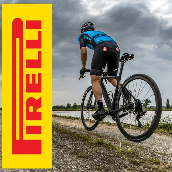 Pirelli our Official Tyre Partner
